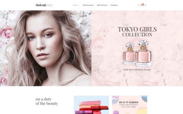 WooCommerce Verkkokauppa – MakeupGuru