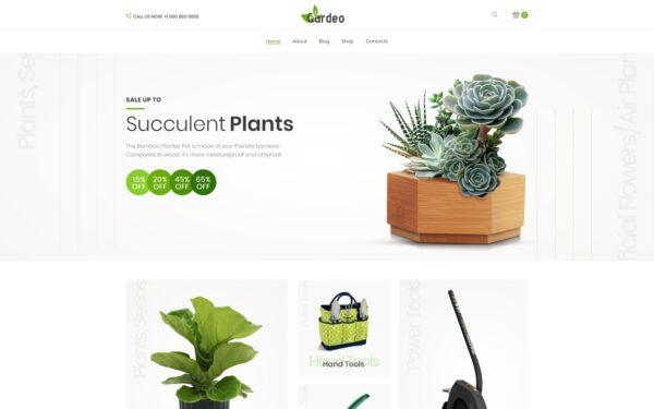 WooCommerce Verkkokauppa – Gardeo