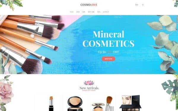 WooCommerce Verkkokauppa – Cosmolove