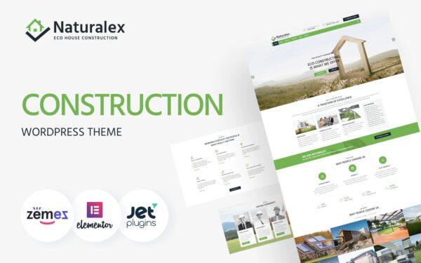 WordPress Kotisivut – Naturalex