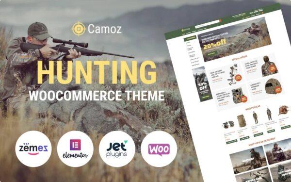 WooCommerce Verkkokauppa – Camoz