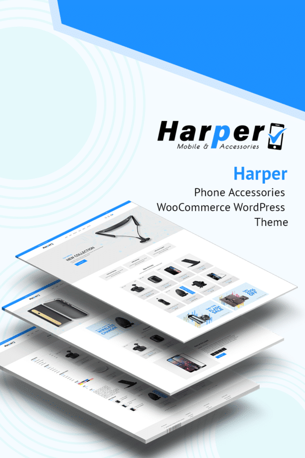 WooCommerce Verkkokauppa – Harpar