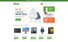 WooCommerce Verkkokauppa – Gadgy