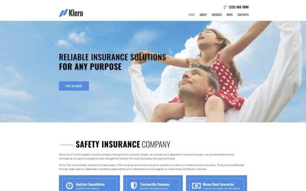 WordPress Kotisivut – Klero