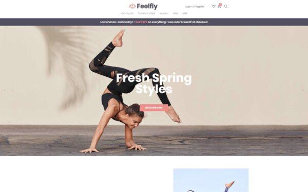 WooCommerce Verkkokauppa – Feelfly
