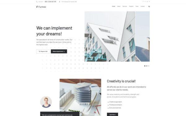 WordPress Kotisivut – Furmex