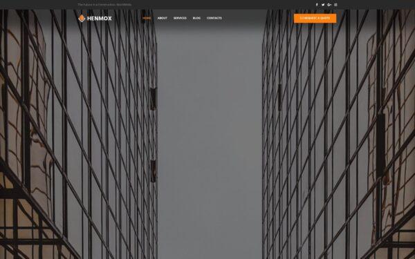 WordPress Kotisivut – Henmox