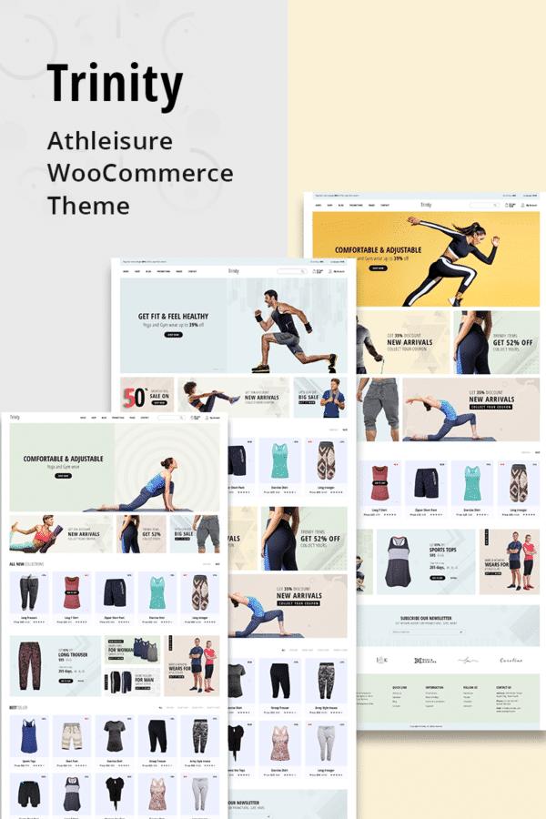 WooCommerce Verkkokauppa – Trinity