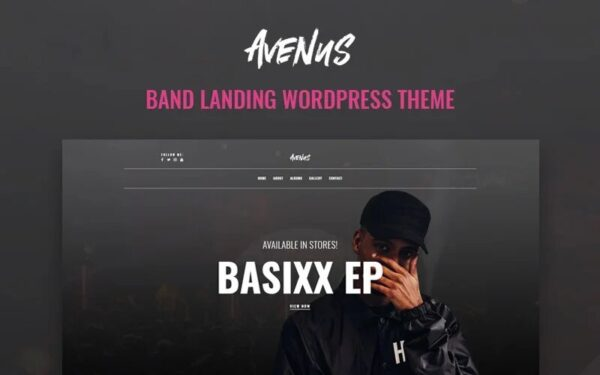 WordPress Kotisivut – Avenus