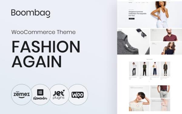 WooCommerce Verkkokauppa – Boombag