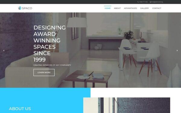 WordPress Kotisivut – Spaco