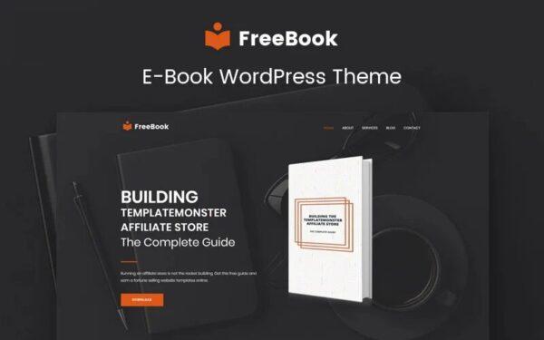 WordPress Kotisivut – FreeBook