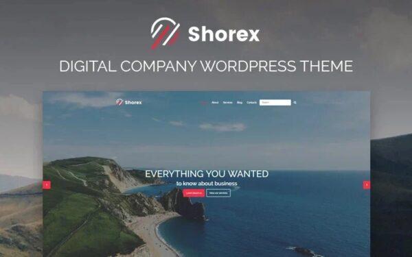 WordPress Kotisivut – Shorex