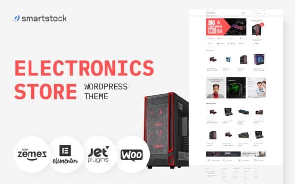 WooCommerce Verkkokauppa – Smartstock