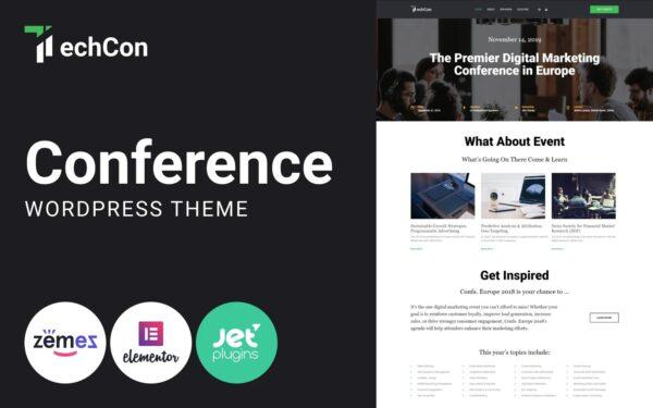 WordPress Kotisivut – TechCon