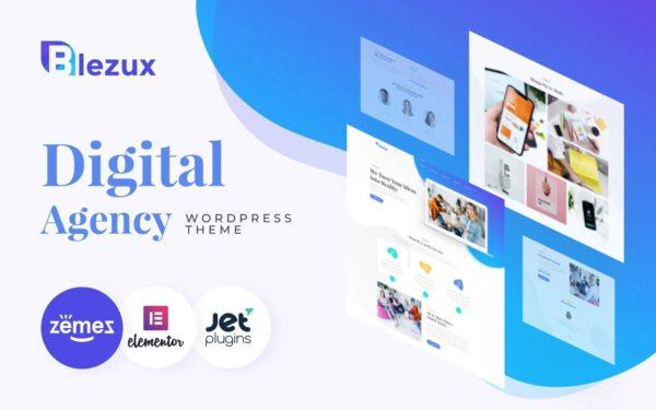 WordPress Kotisivut – Blezux Digital Agency