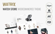 WooCommerce Verkkokauppa – Watrix