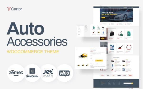 WooCommerce Verkkokauppa – Cartor