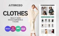 WooCommerce Verkkokauppa – Attirezo