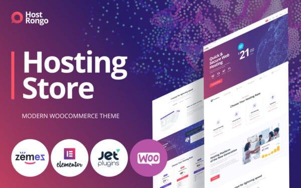 WooCommerce Verkkokauppa – Host Rongo