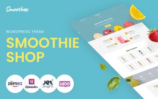 WooCommerce Verkkokauppa – Smoothez