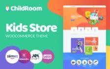 WooCommerce Verkkokauppa – ChildRoom