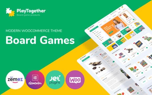 WooCommerce Verkkokauppa – PlayTogether