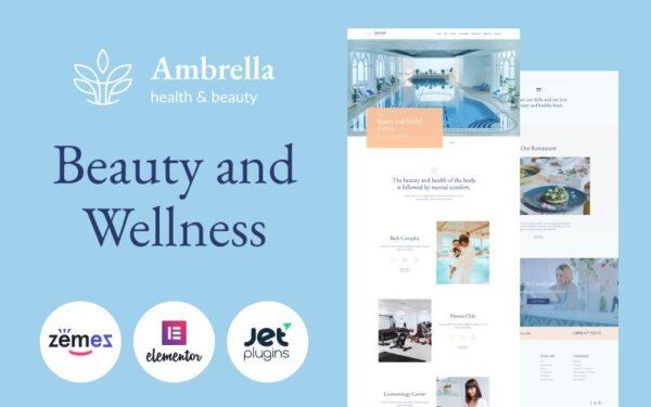 WordPress Kotisivut – Ambrella