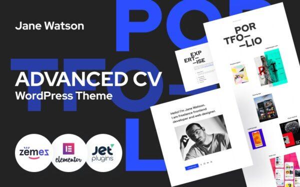 WordPress Kotisivut – Jane Watson