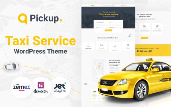 WordPress Kotisivut – Pickup