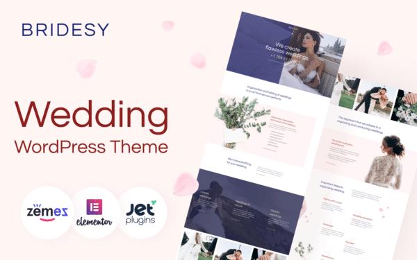 WordPress Kotisivut – Bridesy