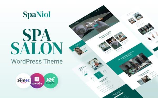 WordPress Kotisivut – SpaNiol