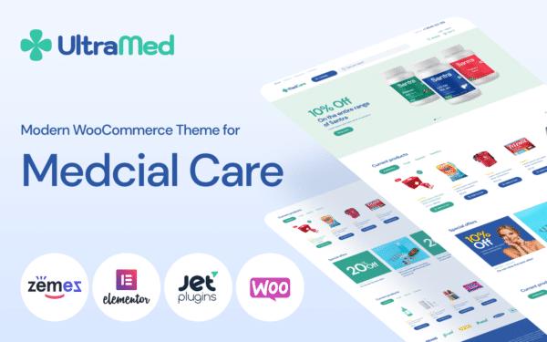 WooCommerce Verkkokauppa – MedCare