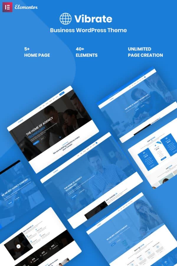 WordPress Kotisivut – Vaibrate