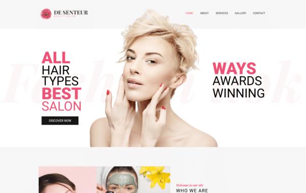 WordPress Kotisivut – Monstroid De Senteur
