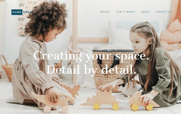 WordPress Kotisivut – Monstroid Home Space