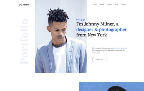 WordPress Kotisivut – Monstroid Johny