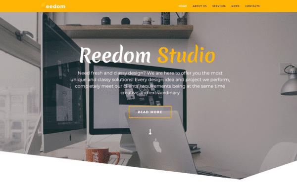 WordPress Kotisivut – Monstroid Reedom