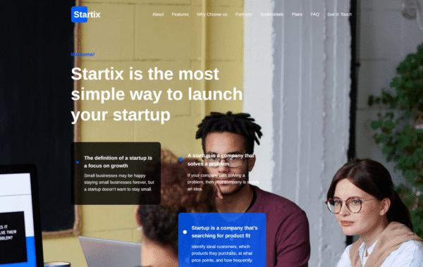 WordPress Kotisivut – XLand startup
