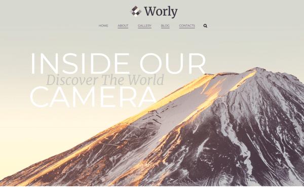WordPress Kotisivut – Monstroid Worly