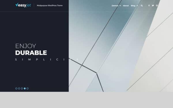 WordPress Kotisivut – EasyJet Architect