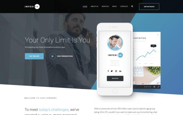WordPress Kotisivut – Imperion digital