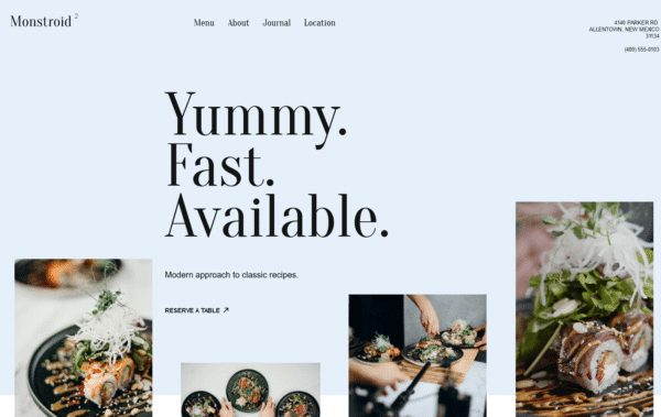 WordPress Kotisivut – Flavory