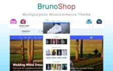 WooCommerce Verkkokauppa - Bruno Shop