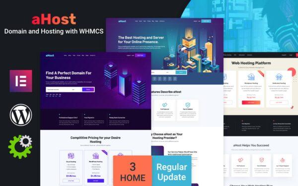 WordPress Kotisivut – aHost