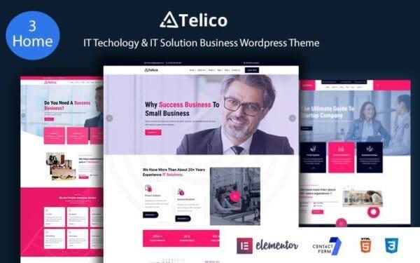WordPress Kotisivut – Telico