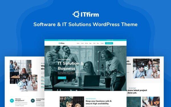 WordPress Kotisivut – ITfirm