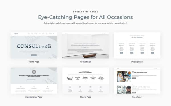 WordPress Kotisivut – Invenio