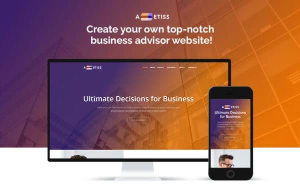 WordPress Kotisivut – Assetiss