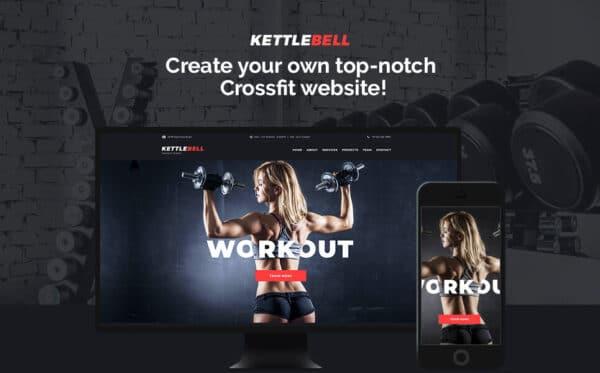 WordPress Kotisivut – Kettlebell